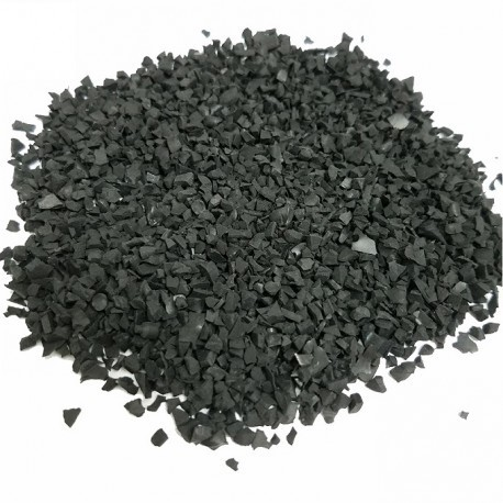 PIECES CAOUTCHOUC SAC 25KG GRANULES CALIBRAGE 7-15MM VE